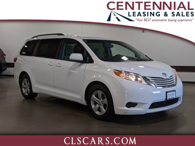 used 2015 Toyota Sienna car, priced at $16,990