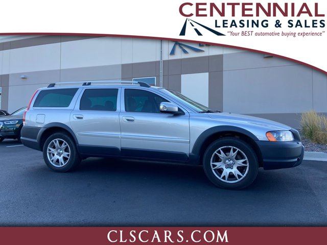 used 2007 Volvo XC70 car, priced at $8,880