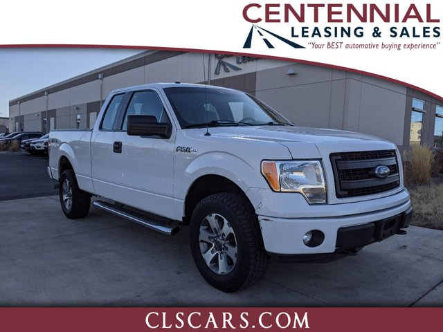 used 2014 Ford F-150 car, priced at $17,500