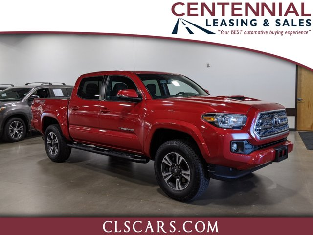used 2017 Toyota Tacoma car, priced at $33,970