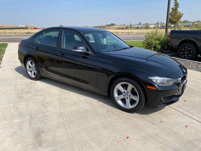 used 2014 BMW 3-Series car, priced at $16,301
