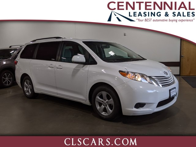 used 2015 Toyota Sienna car, priced at $16,550