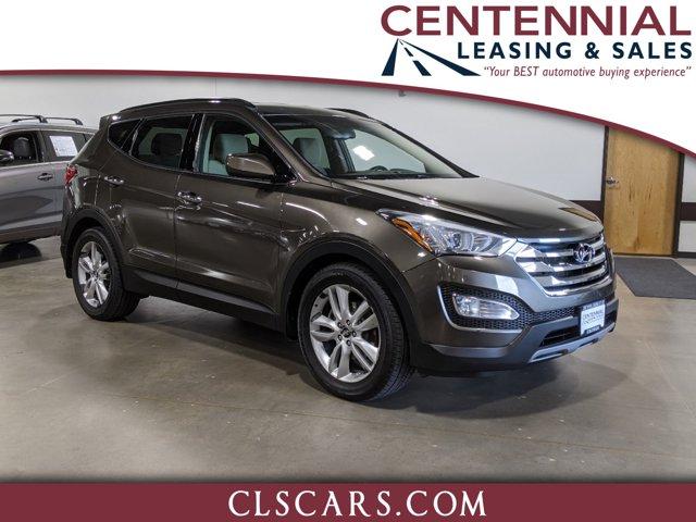 used 2013 Hyundai Santa Fe car, priced at $12,990