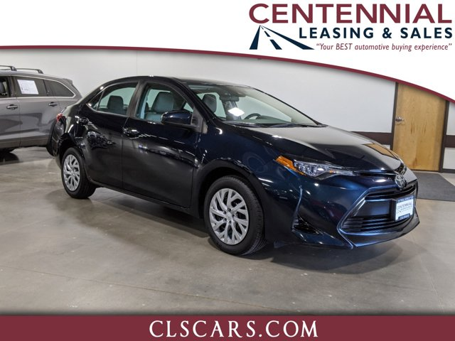 used 2018 Toyota Corolla car, priced at $13,880