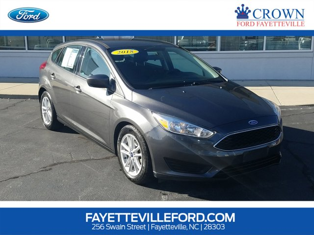 used 2018 Ford Focus car, priced at $12,655