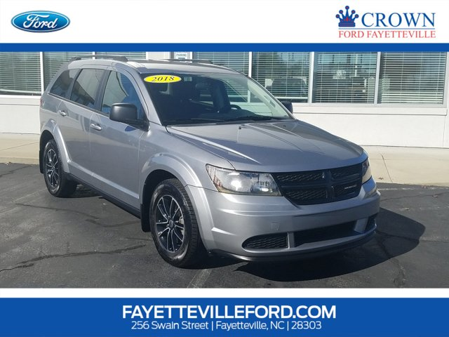 used 2018 Dodge Journey car, priced at $14,458