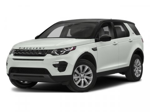 used 2018 Land Rover Discovery Sport car, priced at $34,990