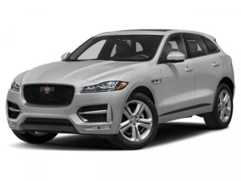used 2020 Jaguar F-PACE car, priced at $55,970