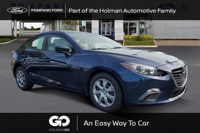 used 2015 Mazda Mazda3 car, priced at $11,295