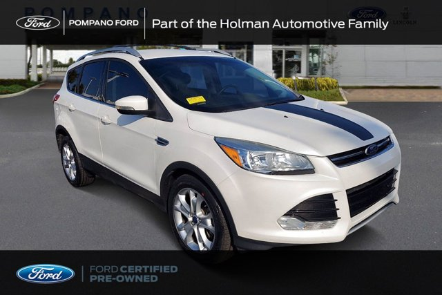 used 2015 Ford Escape car, priced at $13,887