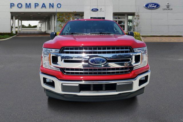 new 2020 Ford F-150 car, priced at $52,635