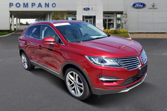 used 2017 Lincoln MKC car, priced at $26,895