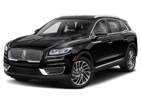 new 2020 Lincoln Nautilus car, priced at $55,010