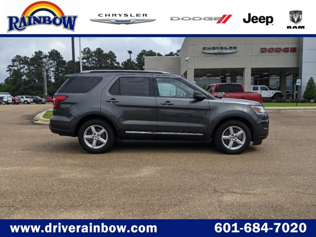 used 2018 Ford Explorer car, priced at $36,999