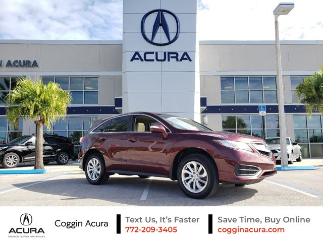 used 2018 Acura RDX car, priced at $26,772