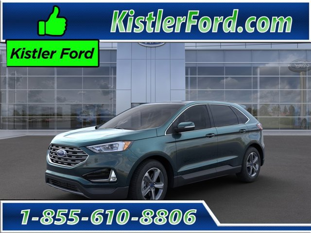 new 2020 Ford Edge car, priced at $41,515