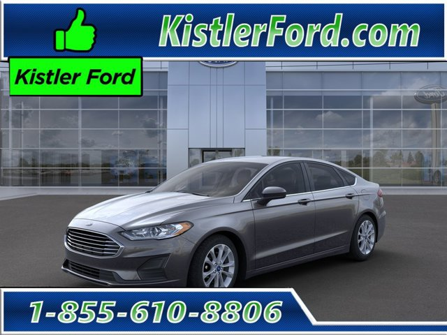 new 2020 Ford Fusion car, priced at $25,495