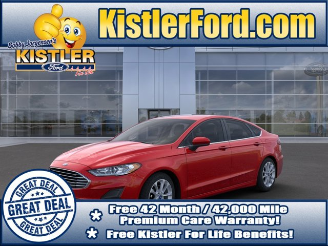 new 2020 Ford Fusion car, priced at $26,545