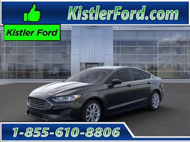 new 2020 Ford Fusion car, priced at $25,695