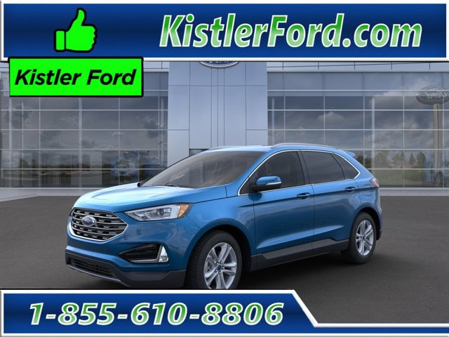 new 2020 Ford Edge car, priced at $39,820