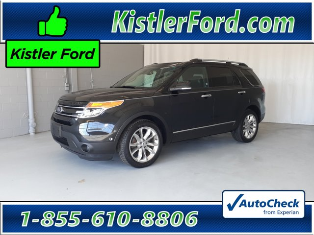 used 2014 Ford Explorer car, priced at $18,000
