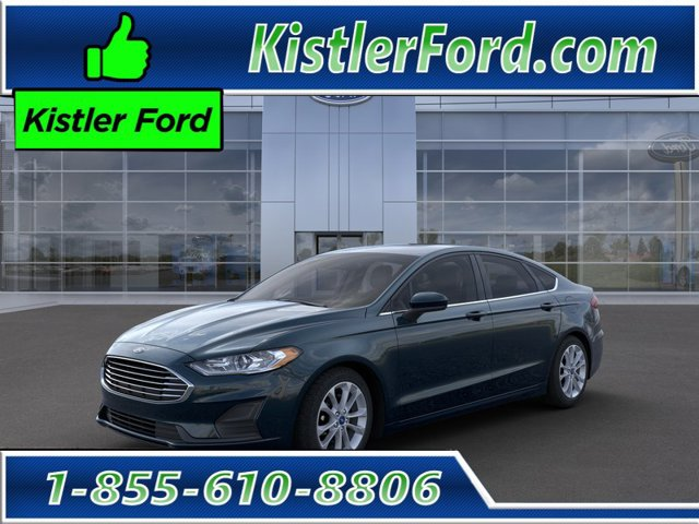 new 2020 Ford Fusion car, priced at $27,640