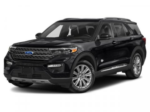 new 2021 Ford Explorer car, priced at $42,815