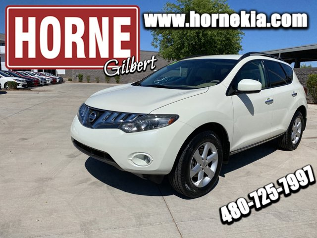 used 2009 Nissan Murano car, priced at $10,550