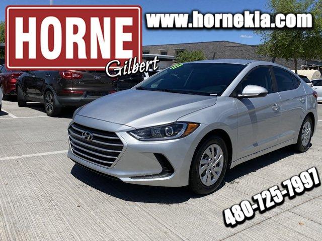used 2017 Hyundai Elantra car, priced at $12,950