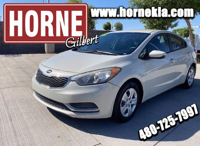 used 2015 Kia Forte car, priced at $10,950