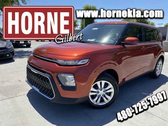 new 2021 Kia Soul car, priced at $20,315