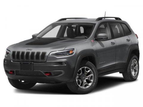 new 2021 Jeep Cherokee car, priced at $33,135
