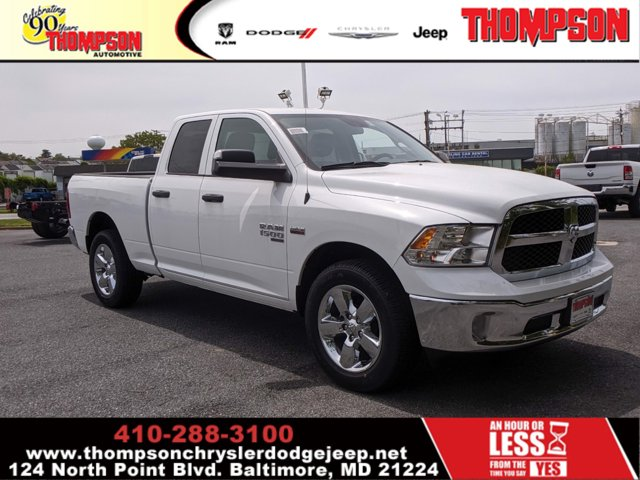 new 2020 Ram 1500 Classic car, priced at $45,530