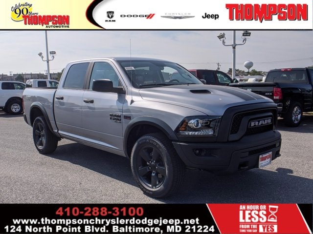 new 2020 Ram 1500 Classic car, priced at $48,535