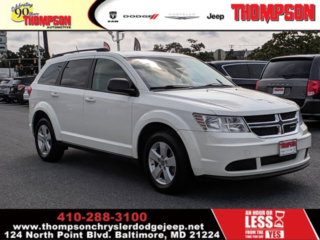 used 2017 Dodge Journey car, priced at $16,470