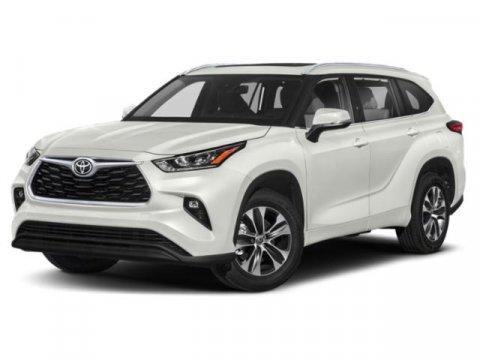 new 2021 Toyota Highlander car, priced at $44,752