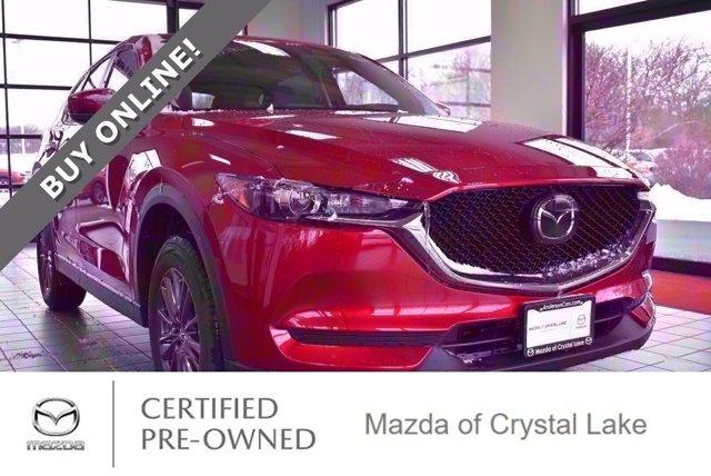used 2020 Mazda CX-5 car, priced at $25,000