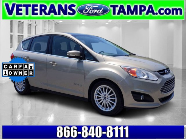 used 2015 Ford C-Max Hybrid car, priced at $11,997