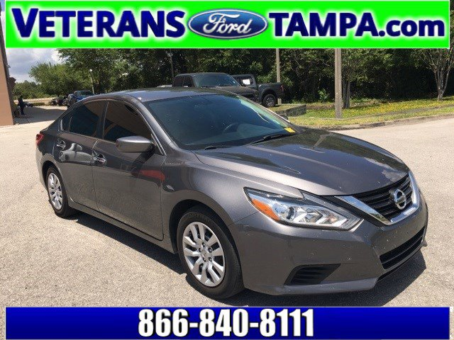 used 2016 Nissan Altima car, priced at $11,153