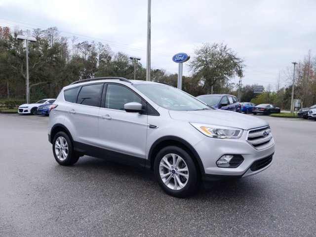 used 2018 Ford Escape car, priced at $17,375