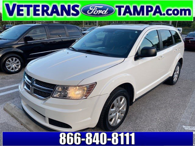 used 2016 Dodge Journey car, priced at $10,999