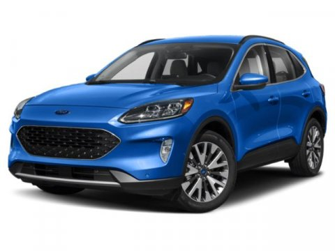 new 2021 Ford Escape car, priced at $40,455