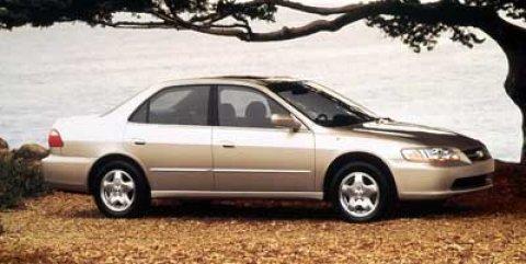 used 1999 Honda Accord Sdn car