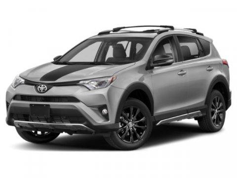 used 2018 Toyota RAV4 car