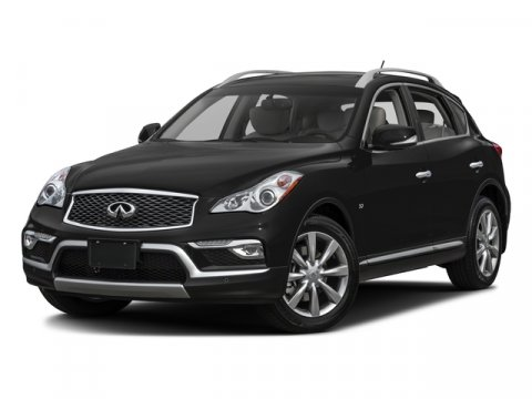 used 2017 INFINITI QX50 car, priced at $27,995