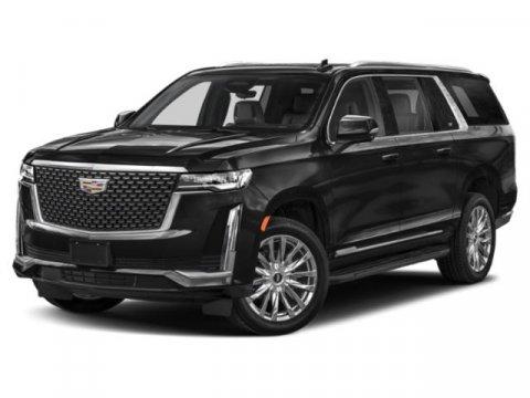 new 2021 Cadillac Escalade ESV car, priced at $104,135