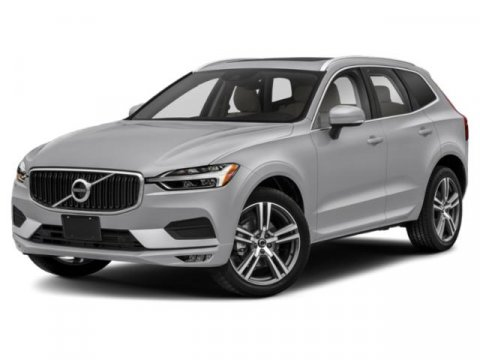 new 2021 Volvo XC60 car, priced at $52,855