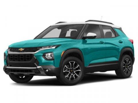 new 2021 Chevrolet TrailBlazer car, priced at $32,350