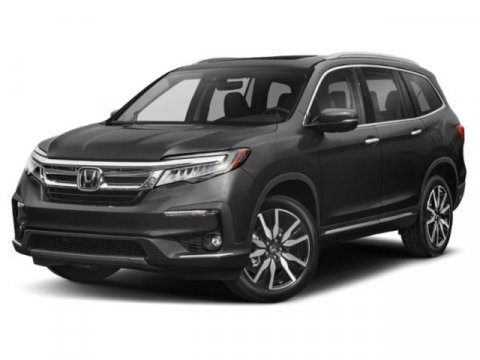 new 2021 Honda Pilot car, priced at $48,815