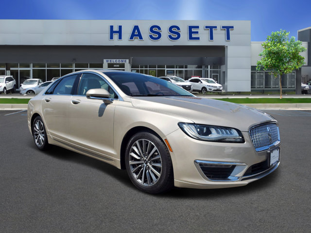 used 2017 Lincoln MKZ car, priced at $24,995